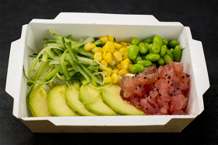 Foto Poké Box Tuna