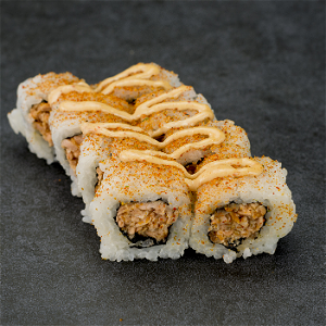 Foto Spicy Sake Roll