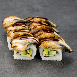 Foto Flamed Unagi Roll